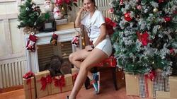 Hoa khôi bóng chuyền Kim Huệ tiết lộ sở thích mặc sexy
