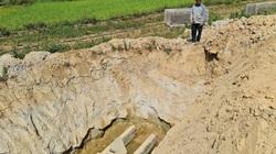 """Lạ lùng kênh dẫn nước 90 tỷ đồng """"độn thổ"""" ở xã nghèo nhất tỉnh Đắk Nông"""