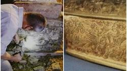 Vén màn bí mật động trời về chiếc quan tài bằng vàng 13 năm vẫn chưa được mở ra