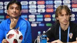 Modric đi vào lịch sử trong ngày Croatia có chiến thắng đầu tay