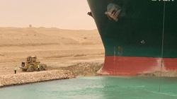 Ảnh thế giới 7 ngày qua: Từ ùn tắc kênh đào Suez tới hình ảnh ngập lụt nặng nề nhất 60 năm qua tại Sydney