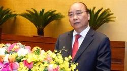 Thủ tướng Nguyễn Xuân Phúc ứng khẩu 2 câu thơ vui sau khi quán triệt Nghị quyết Đại hội XIII