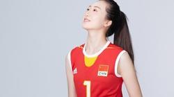 """Lộ hình xăm, """"nữ thần bóng chuyền"""" Trung Quốc  bất ngờ giải nghệ"""