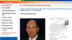 """Quảng Ninh: Cảnh báo thủ đoạn lừa đảo """"cấp việc làm"""" của tổ chức phản động"""