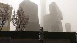 Bắc Kinh lại chìm trong bão cát kinh hoàng, đây là lần thứ hai chỉ sau hai tuần
