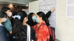 Thấy gì từ con số 68.385 thí sinh thi đánh giá năng lực đợt 1 Đại học Quốc gia TP.HCM?