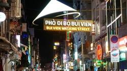 """TPHCM: Nghề """"lai dắt"""" khách sạn, nhà hàng ở phố Bùi Viện"""
