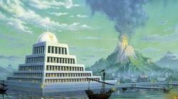 Bí mật kinh ngạc về sự huỷ diệt của nền văn minh Atlantis
