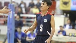 VĐV bóng chuyền 47 tuổi thi đấu tại Cúp Hoa Lư - Bình Điền 2021, anh là ai?