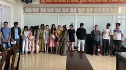 TT-Huế: Triệt phá ổ ma túy tại nhà nghỉ, bắt giữ 46 đối tượng nam nữ