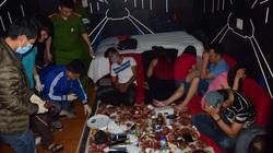 Vụ triệt phá ổ ma túy tại nhà nghỉ ở Huế: Tạm giữ hình sự 14 đối tượng