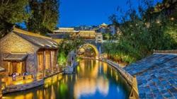 Nét đẹp làng cổ quanh Thủ đô Bắc Kinh, Trung Quốc
