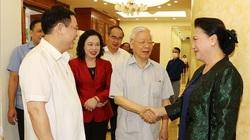Giới thiệu nhân sự để bầu Chủ tịch Quốc hội thay bà Nguyễn Thị Kim Ngân