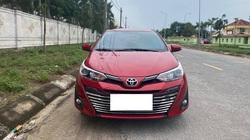 Toyota Vios bản G chạy 1 vạn 3 km, màu đỏ, giá bán cực sốc