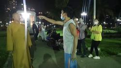 """Công an mời nhiều Youtuber quay nội dung """"Thầy chùa ăn thịt chó"""" ở Củ Chi"""