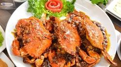 Cua Năm Căn và Lẩu mắm U Minh lọt top 100 món ăn đặc sản Việt Nam