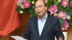 Thủ tướng: Kiên quyết cho giải thể, phá sản những dự án chậm tiến độ, không còn khả năng khắc phục