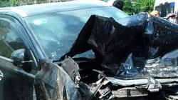 Bình Định: Tìm hành khách trong vụ tai nạn nghiêm trọng khiến 3 người chết