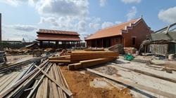 Sóc Trăng: Xử phạt đại gia xứ biển xây dựng nhà không phép