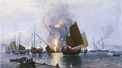 """Mãn Thanh """"mượn"""" 4 mẫu tàu chiến Việt Nam để đối đầu phương Tây"""