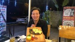 """Quảng Nam: """"Chói mắt"""" với Nhà hàng đầu tiên ở Tam Kỳ trước món thịt bò dát vàng"""