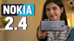 Điện thoại Nokia 2.4 giá rẻ, cấu hình tốt, pin trâu, và hơn thế nữa
