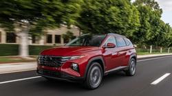 """Hyundai Tucson đời mới gây sốc về mức """"ăn xăng"""", người Việt mong chờ"""