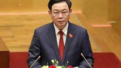 """Tân Chủ tịch Quốc hội Vương Đình Huệ: """"Phụng sự lợi ích quốc gia, dân tộc, vì hạnh phúc nhân dân"""""""