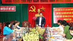 Những yêu cầu Giám đốc CA Hà Nội đặt ra đối với huyện Mỹ Đức trong ngày bầu cử