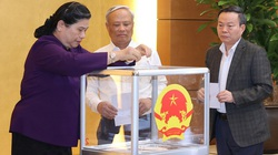 Quốc hội miễn nhiệm 3 Phó Chủ tịch Quốc hội