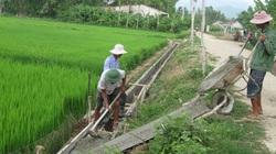 Quảng Nam đầu tư hàng trăm tỷ đồng phát triển thủy lợi