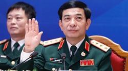 Hai Thứ trưởng Bộ Quốc phòng được giới thiệu ứng cử ĐBQH