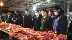 Ban Chỉ đạo 389: Tăng cường kiểm soát hoạt động buôn bán, vận chuyển giết mổ lợn