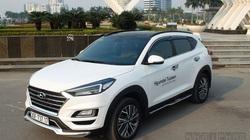 """Hyundai Tucson """"ăn xăng"""" ngỡ ngàng trong phân khúc CUV hạng C"""