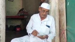 Video: Kỳ lạ xem cụ ông 80 tuổi người Ấn Độ nhai ngấu nghiến hàng chục viên đá mỗi ngày