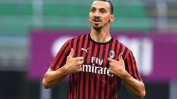 """""""Lão tướng"""" Ibrahimovic báo tin cực vui sau trận thắng của Milan"""