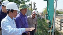 Thứ trưởng Bộ GTVT: Thay đổi tư duy cách làm, bảo đảm chất lượng cao tốc Cam Lộ - La Sơn