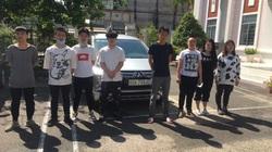 An Giang: 34 người Trung Quốc nhập cảnh trái phép có kết quả âm tính lần 1 với SARS-CoV-2