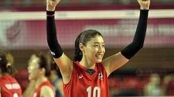 Nữ thần bóng chuyền cao 1m92: Tài năng, xinh đẹp và... giàu sụ