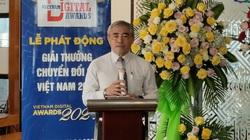 """Giải thưởng """"Chuyển đổi số Việt Nam 2021: Tôn vinh giải pháp, sáng tạo Việt"""""""