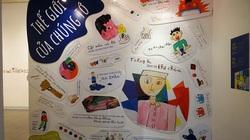 """""""Thế giới song song"""" – Triển lãm đặc biệt dành cho những bạn trẻ tự kỷ"""
