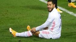 """Real Madrid: """"Cục nợ"""" Hazard lần thứ 4 lỡ hẹn với """"Siêu kinh điển"""""""