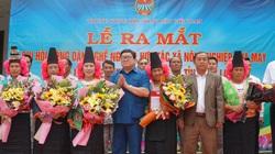 Sơn La: Chủ tịch Hội Nông dân Việt Nam dự lễ ra mắt chi hội nông dân nghề nghiệp ở xã đặc biệt khó khăn