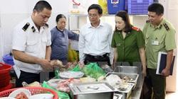 Hà Nội: 20 tổ chức, cá nhân vi phạm lĩnh vực nông nghiệp bị xử phạt