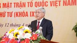 Lời hứa của tân Chủ tịch Ủy ban Trung ương MTTQ Việt Nam Đỗ Văn Chiến khi nhậm chức