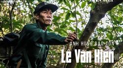 """""""Anh hùng bảo tồn"""" Lê Văn Hiên: Thợ săn buông súng, chuộc lỗi với rừng già"""