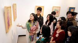 """""""Hồi Hải Mã"""" - triển lãm của những tài năng trẻ được Vinschool ươm mầm"""