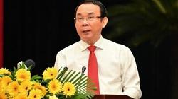 Bí thư Thành ủy TP.HCM Nguyễn Văn Nên: Chống dịch Covid-19 vẫn là ưu tiên số 1