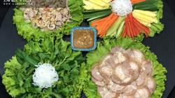 Mẹ đảm Hà thành gợi ý thực đơn cơm nhà đẹp mắt, đủ dinh dưỡng