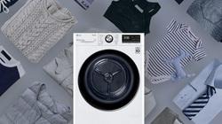 LG Dual Inverte heat Pump™ - kỷ nguyên mới cho việc giặt sấy tại nhà